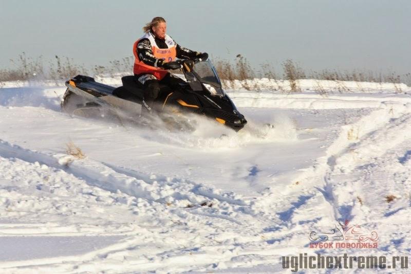 15 - Кубок Поволжья по снегоходам 1 этап. Углич 2 февраля 2010год.jpg
